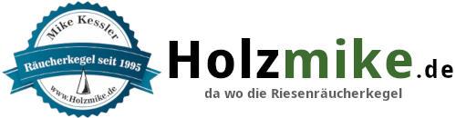 Holzmike Logo
