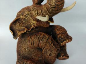 Räucherelefant Tröti